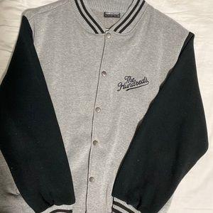 The Hundreds Button Up/Jacket/Varsity
